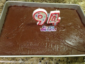 94 cake